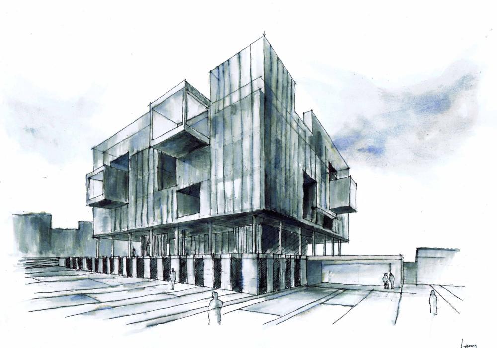 Estudio de arquitectura i2fincas for Estudio de arquitectura